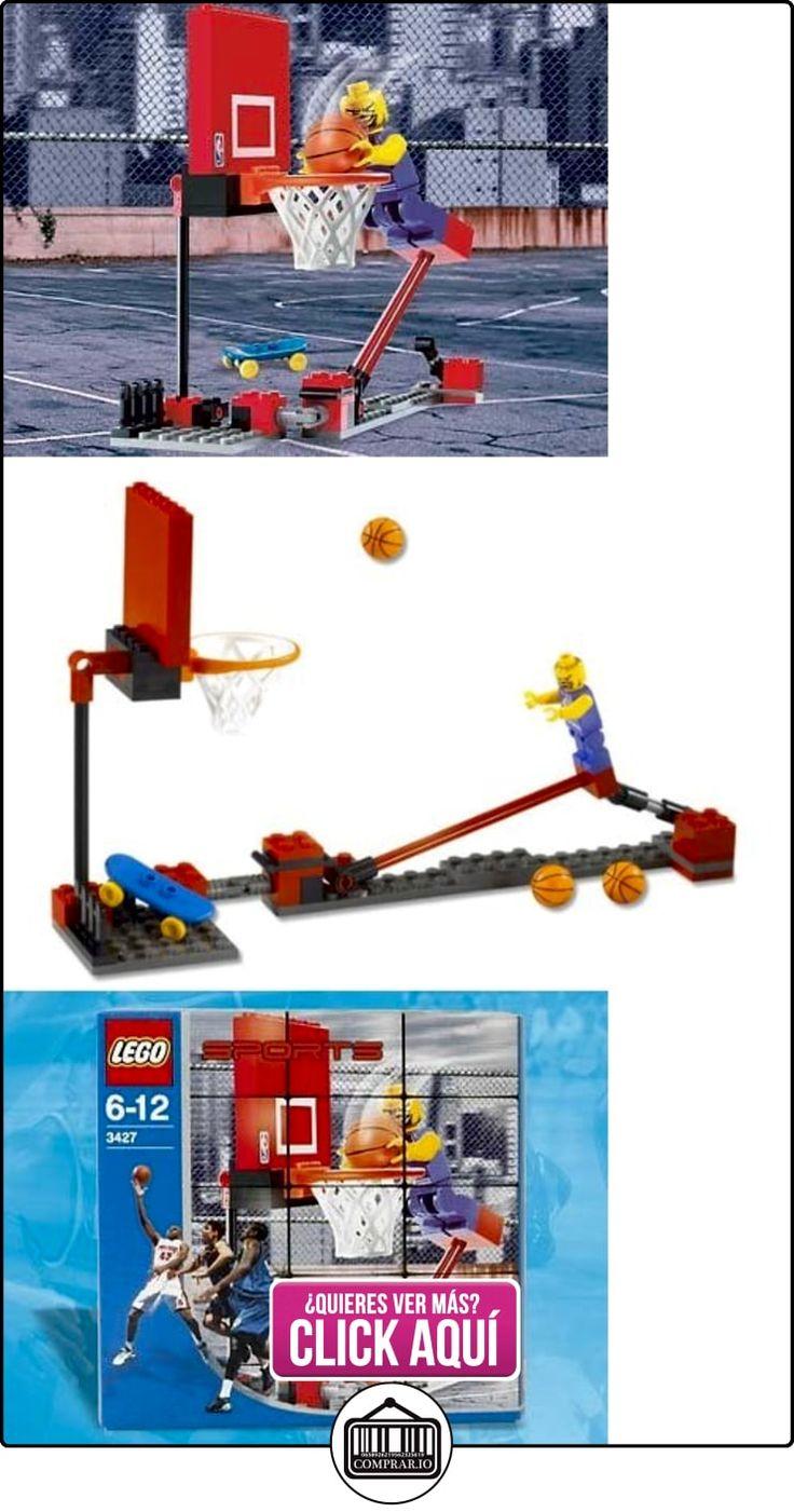 LEGO Sports 3427 NBA Slam Dunk by LEGO  ✿ Lego - el surtido más amplio ✿ ▬► Ver oferta: https://comprar.io/goto/B0052BTFQM
