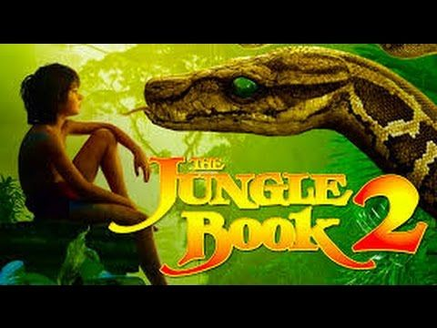 The Jungle book 2 Offical Trailer 2017 mpeg4