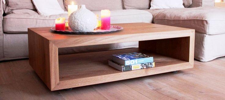 houten salontafels - Google zoeken