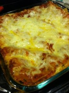 a great vegetarian lasagna - Nap Time Is My Time