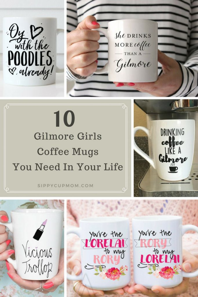 10 Gilmore Girls Coffee Mugs You Need In Your Life