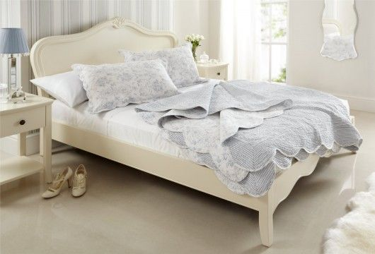 Florence French Style Wooden Bed Frame 163 399 00 Home