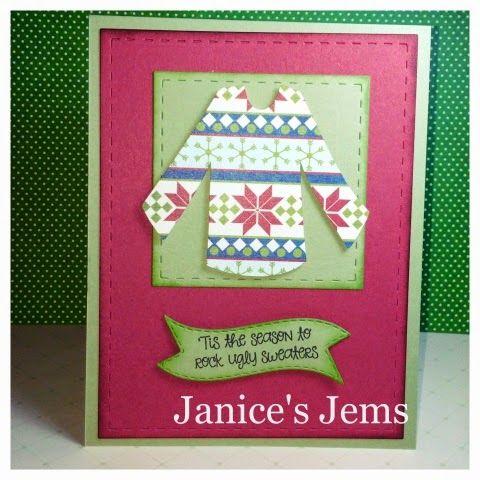 Janice's Jems: 'Tis the Season#Jadedblossom