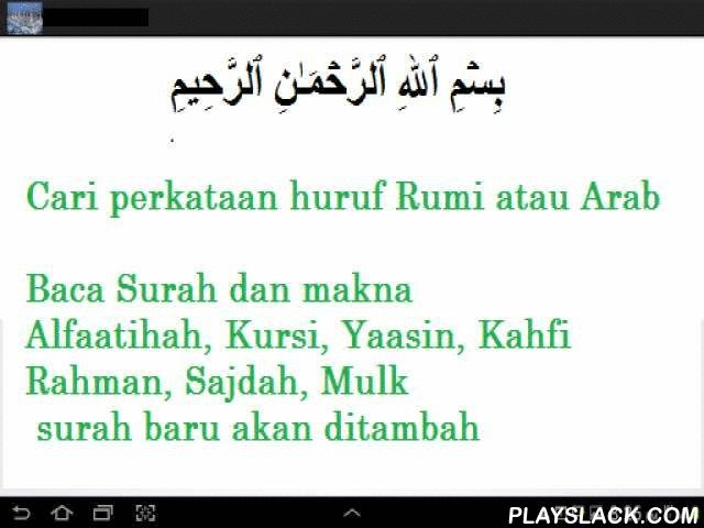 Quran Belajar Bahasa Malaysia  Android App - playslack.com , App KAMUS QURAN mengandungi senarai terbaru *Kompleks Pendidikan Kolej Islam An-NuurPenor, Kuantan, PahangMaybank 556011018085BIMB 06019010021868Akaun : Pondok An-Nuur --Belajar mengenali perkataan lazim dan makna dalam Quran, menggunakan fungsi `kamus mini'v20 Versi English dan bahan pembelajaran tambahan Bahasa Melayu, akses premium (sumbangan)versi 19 (26 Mac) Ruangan chat dan soalan dibuka. Fungsi carian perkataan online…