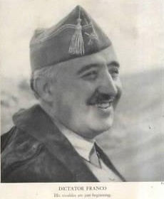 Francisco Franco. N.en El Ferrol.La Coruña 4-12-1892+Madrid 20-11+1975