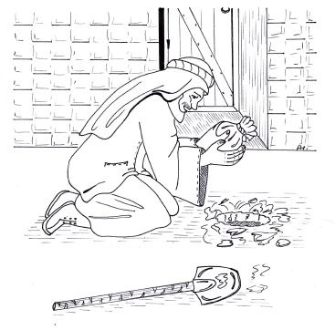 matthew 25 coloring pages - photo#1