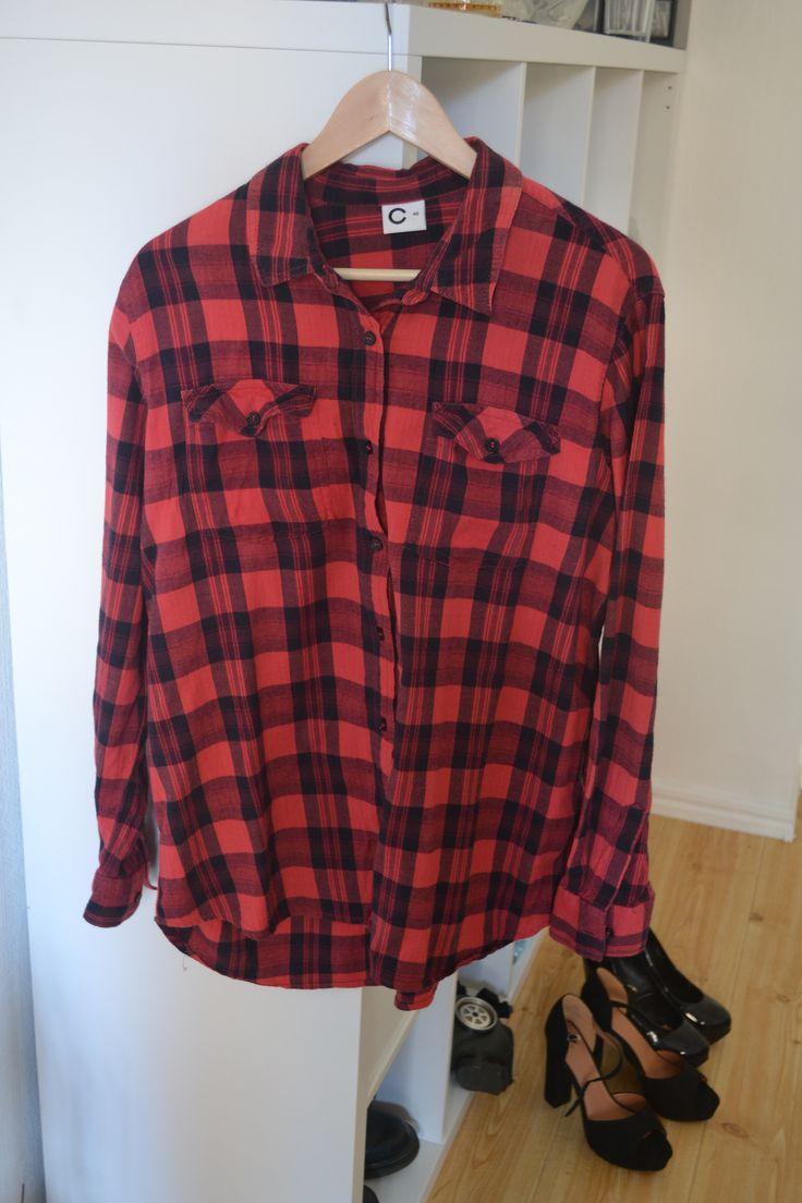 Skjorta från cubus strl 40  60kr