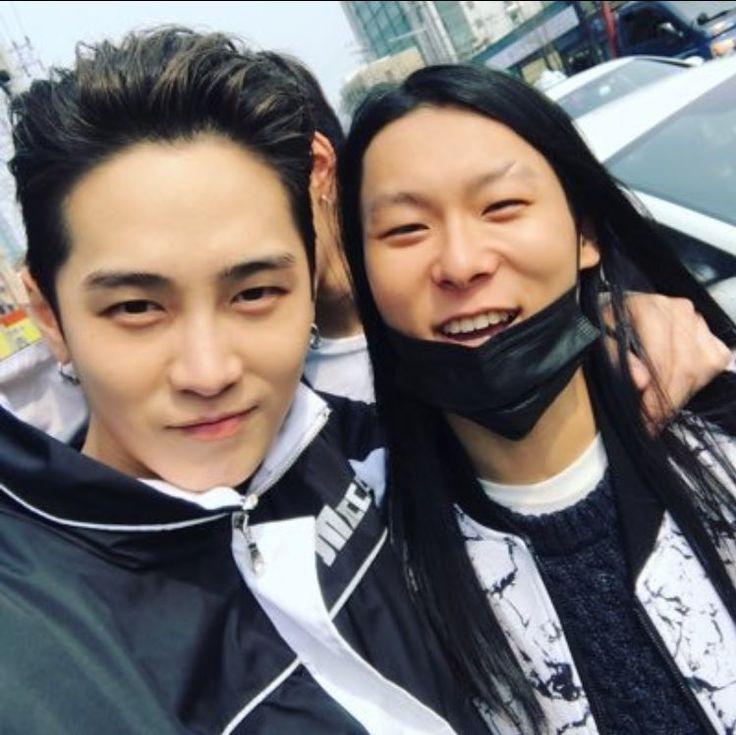 Joo Jinwoo (주진우) & Jang Moonbok (장문복)