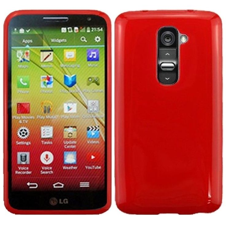 Insten Silicone Candy Phone Case for LG G2 Mini LS885 #1946404