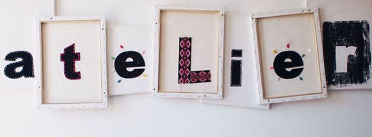 Atelierbord van Kitsch Kitchen Atelier Ontwerp&Realisatie: Atelier Braakmans Van Beuningen