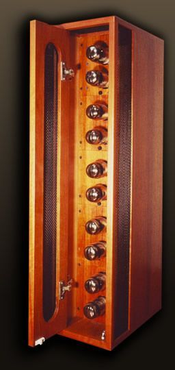 High end audio audiophile Opal Valve Amplifier Vacuum tube (fb)