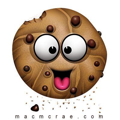 Cartoon - Cookie,Keks