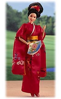 barbie-thailand: barbie japan
