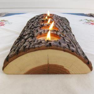 7 Inspiring DIY Wood Log Projects