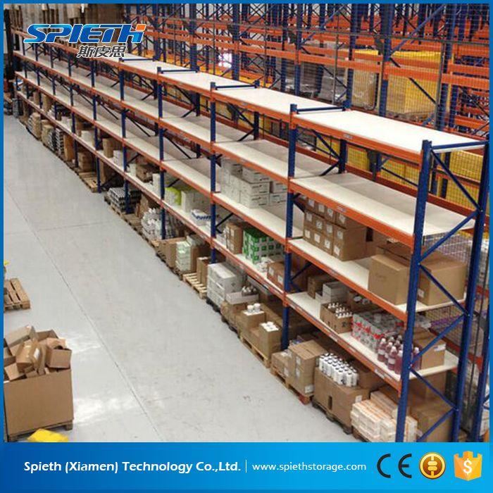 cheap longspan shelving for warehouse storage