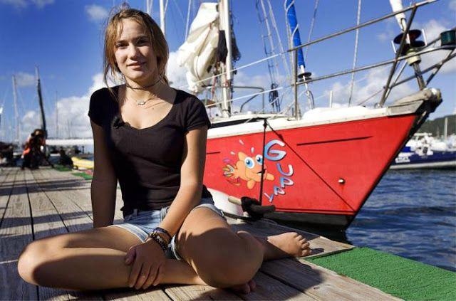 [People] Laura Dekker, la  più giovane velista ad aver circumnavigato il mondo, intervista di Valentina Gerini