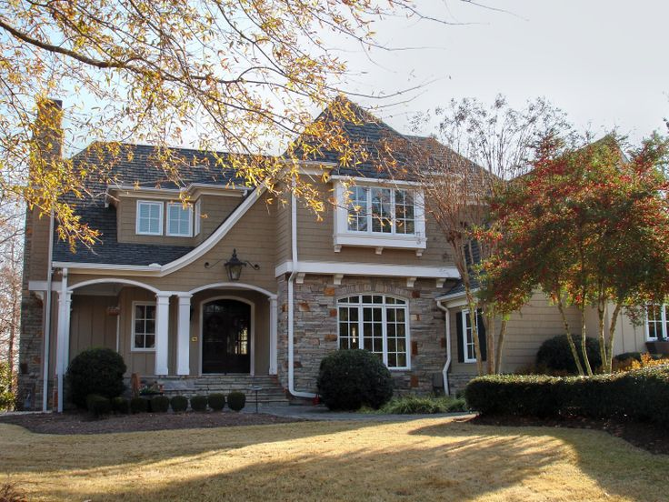 58 best house plans images on pinterest dream houses for Southern california custom home builders