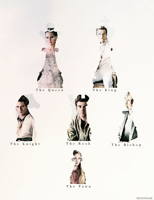 Just a piece...in their games. Seeing prim as a pawn makes me want to cry