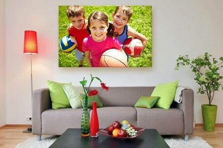 Personalised Canvas Print deal