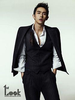 2AM Seulong - 1st Look Magazine December Issue '12