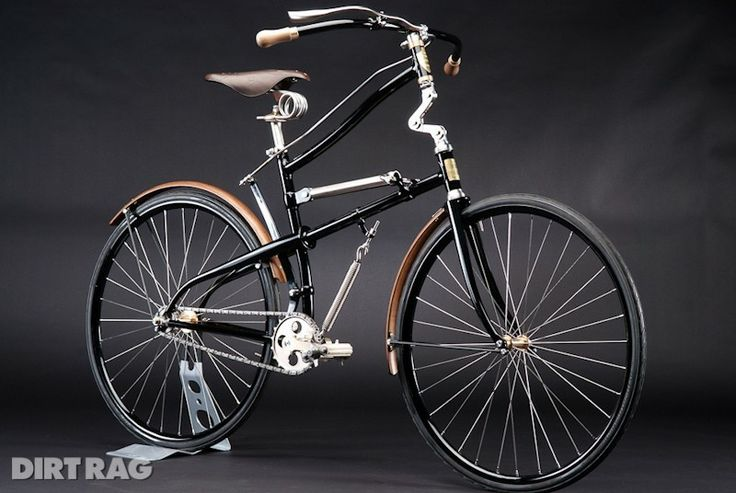 1888 Whippet Replica. Built by mountain bike legend Paul Brodie.