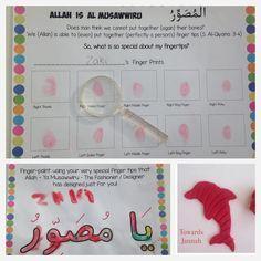 Al+Khaliq,+Al+Baari+&+Al+Musawwir+-+Our+Unique+Fingerprints