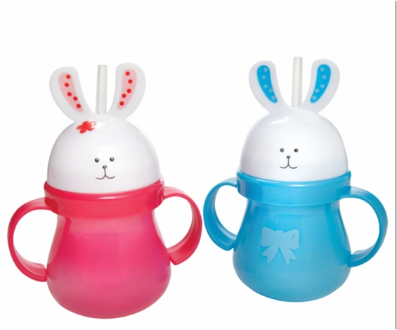Bunny Sippy Cups