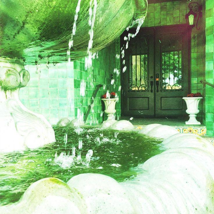 Water Fountain in Downtown Dunedin Florida #dunedin #downtowndunedin #mainstreetdunedin #waterfountain #fountain #tampabay #florida #iphoneonly