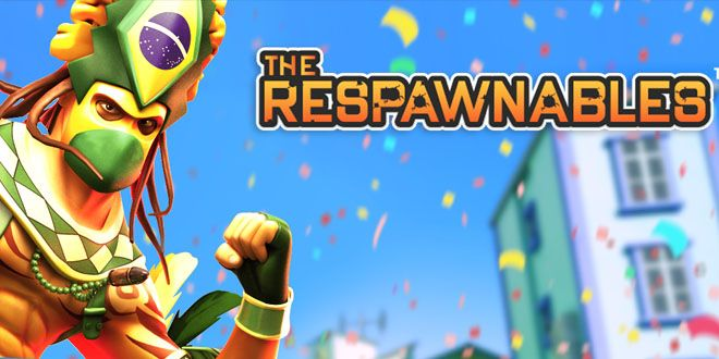 The Respawnables una App para celebrar el carnaval 2015 http://bit.ly/1BHMm9I | #Apps, #JuegosAndroid, #JuegosIOS, #Smartphone, #TheRespawnables