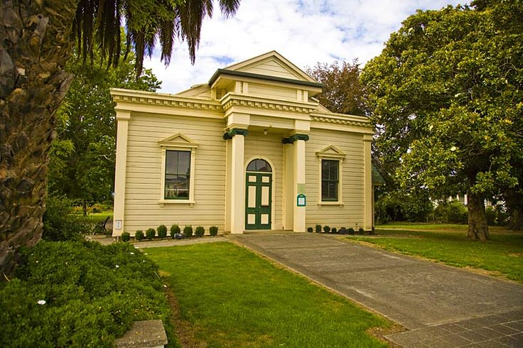 Greytown Library,  see more at New Zealand Journeys app for iPad www.gopix.co.nz