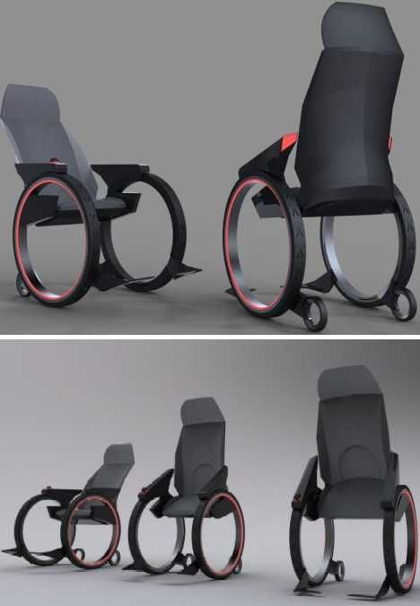 12 Concept Personal Mobility Scooters.  >>> See it. Believe it. Do it. Watch thousands of spinal cord injury videos at SPINALpedia.com