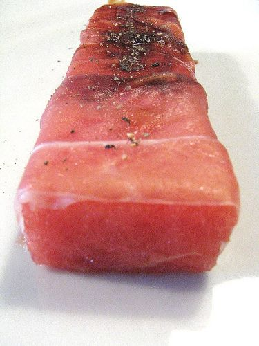 Anguria e prosciutto crudo               #recipe #juliesoissons
