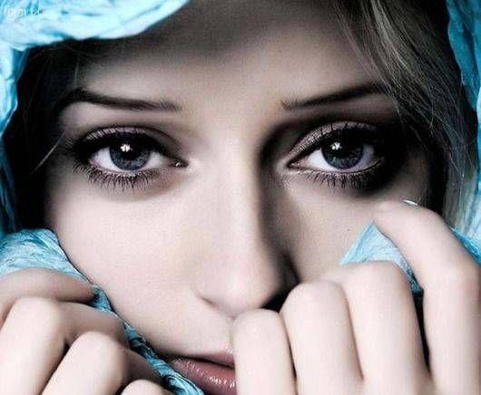 【画像集】アラブ人女性の「目」が美人すぎるww