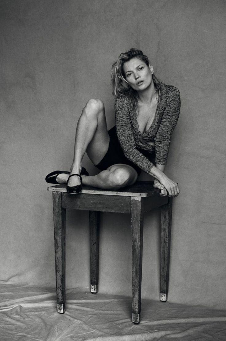 Kate Moss Unphotoshoped von Peter Lindbergh | GRAVERAVENS