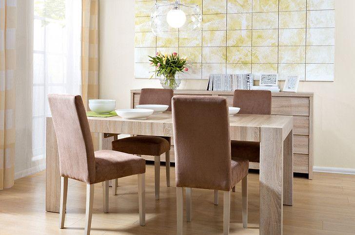Kaspian #furniture #meble #design #dom #home #inspiration #interior #livingroom #jadalnia #family #decoration #stol #table
