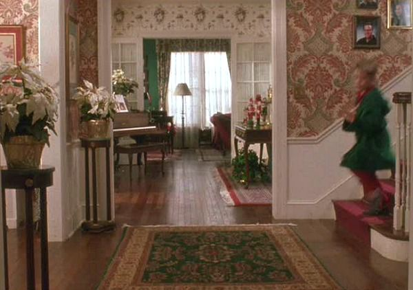 Inside the real home alone movie house living rooms - The elephant in the living room full movie ...