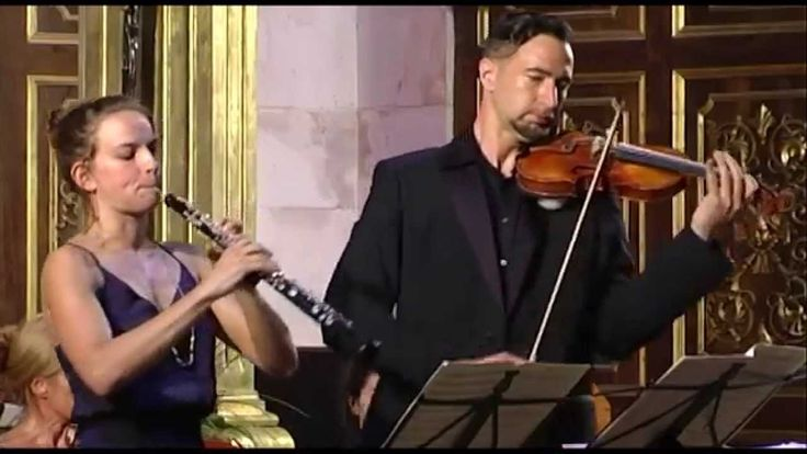 J.S. Bach - Concerto for Oboe and Violin - BWV 1060, Live