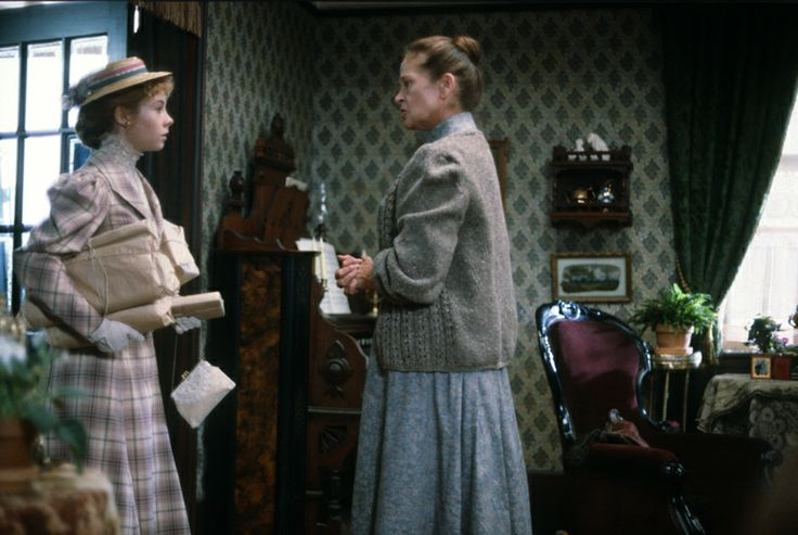 Anne arrived home - but Marilla is not pleased!