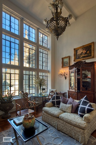 this onebedroom tudor city penthouse on east side featured in all three of the spiderman films as the green home