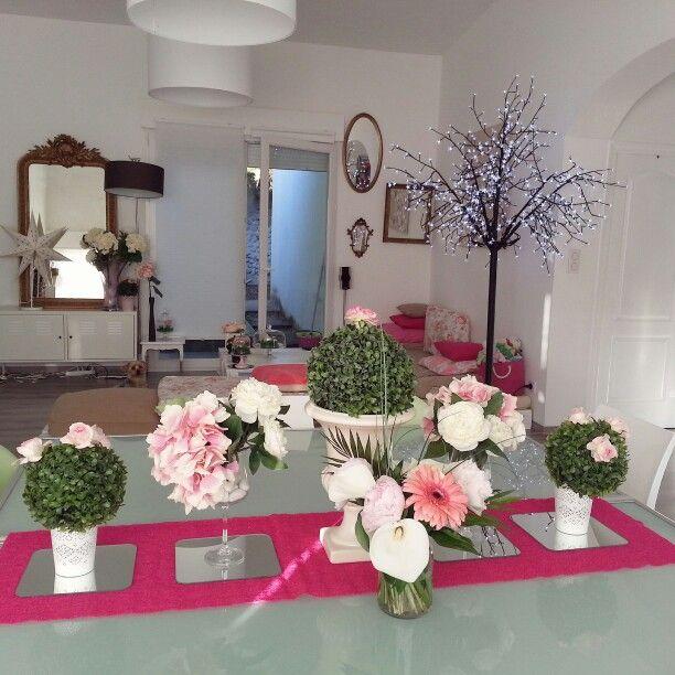 Interior design. Spring