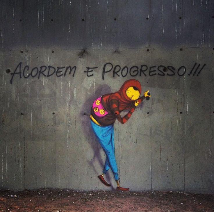 Acordem E Progresso !!!