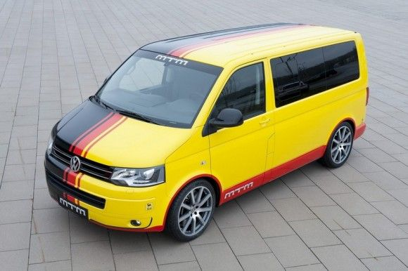 VW Transporter the only way I'd friday drive a van if looked something like this