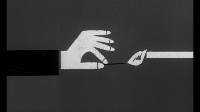 Saul Bass. The Facts of Life (1960). Title sequence.