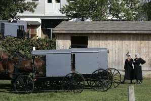 Six People Killed In Amish School Shooting
