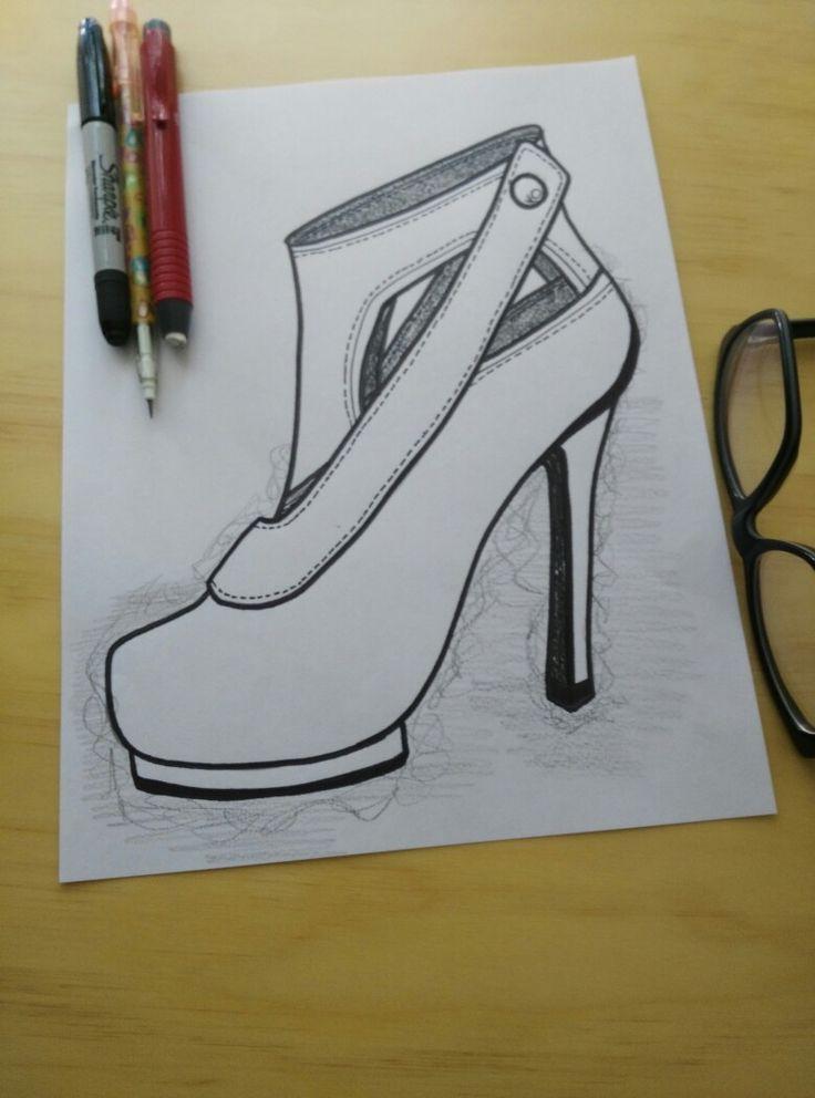 Another one ... DAZ Shoes #dazshoes1916 #diseñoandizappa #zapatos #shoes #calzado #zapatería #diseño #handmade #madeincolombia #diseñodecalzado #sketchdecalzado #sketching #illustration #ilustracion #design #sketchoftheday #shoeart #drawingshoes #dibujozapatos #shoesdraw #shoedesigner #fashiondesigner #fashionillustration #footweardesigner #shoeillustration #medellin #comprocolombiano #footweardesign #shoesketch https://www.facebook.com/DAZ-Shoes1916-349377852081204/ @andi_zappa @Andi_Zappa