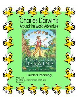 This is a wonderful biography about Charles Darwins journey to South America and the Galapagos Islands.  In an age-appropriate language that children in grades 2,3,4 and 5 will understand, students will learn the places where Charles Darwin observed so many interesting organisms.