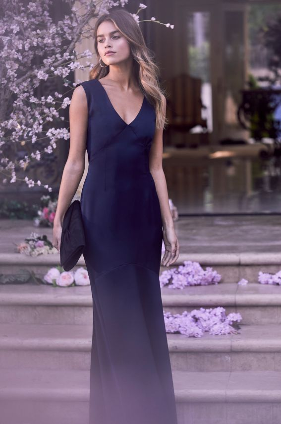 64 best Bridesmaid Dresses images on Pinterest | Clothing styles ...