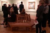 See our Glenham Hexagonal tree seat at the forthcoming exhibition, Painting the Modern Garden, at the Royal Academy. Painting the Modern Garden: Monet to Matisse, furniture by Barlow Tyrie, will run from January 30 to April 20.