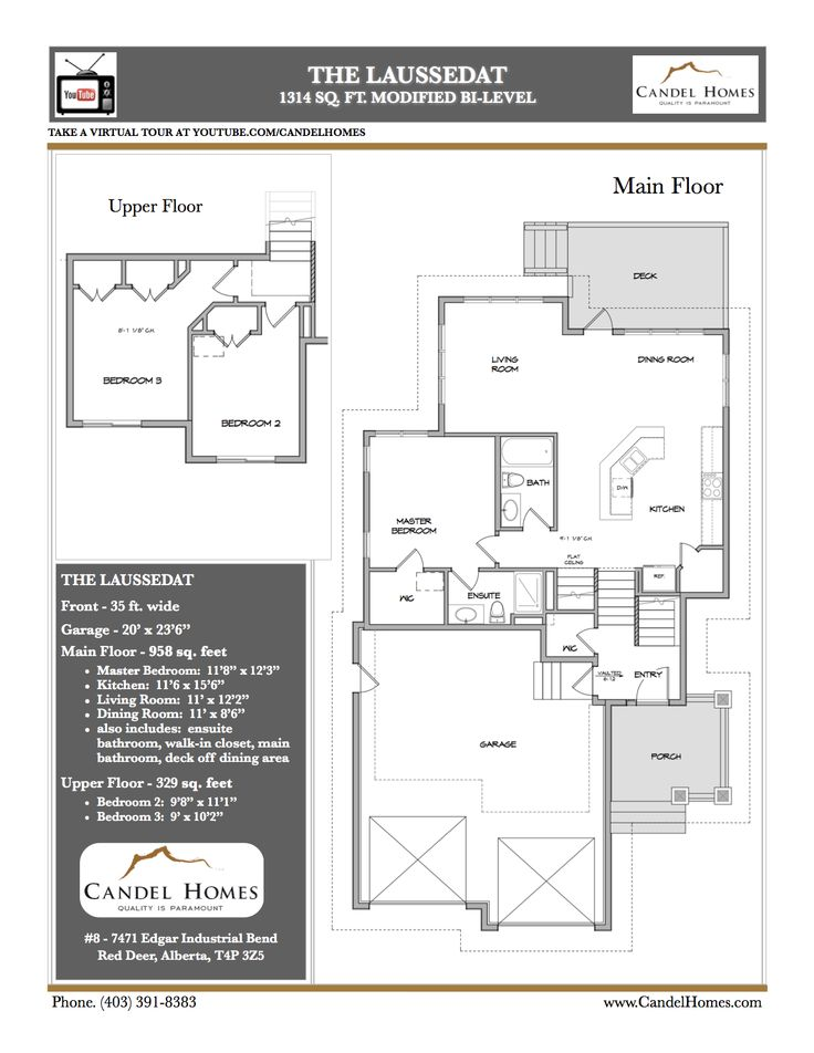 35 best home plans images on pinterest home design plans for Modified bi level floor plans