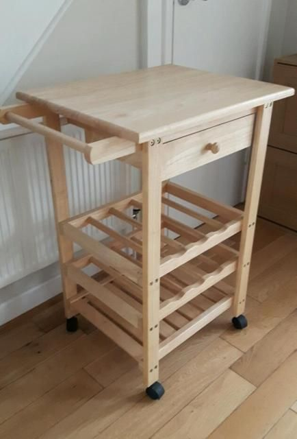 1000 ideas about butchers block trolley on pinterest